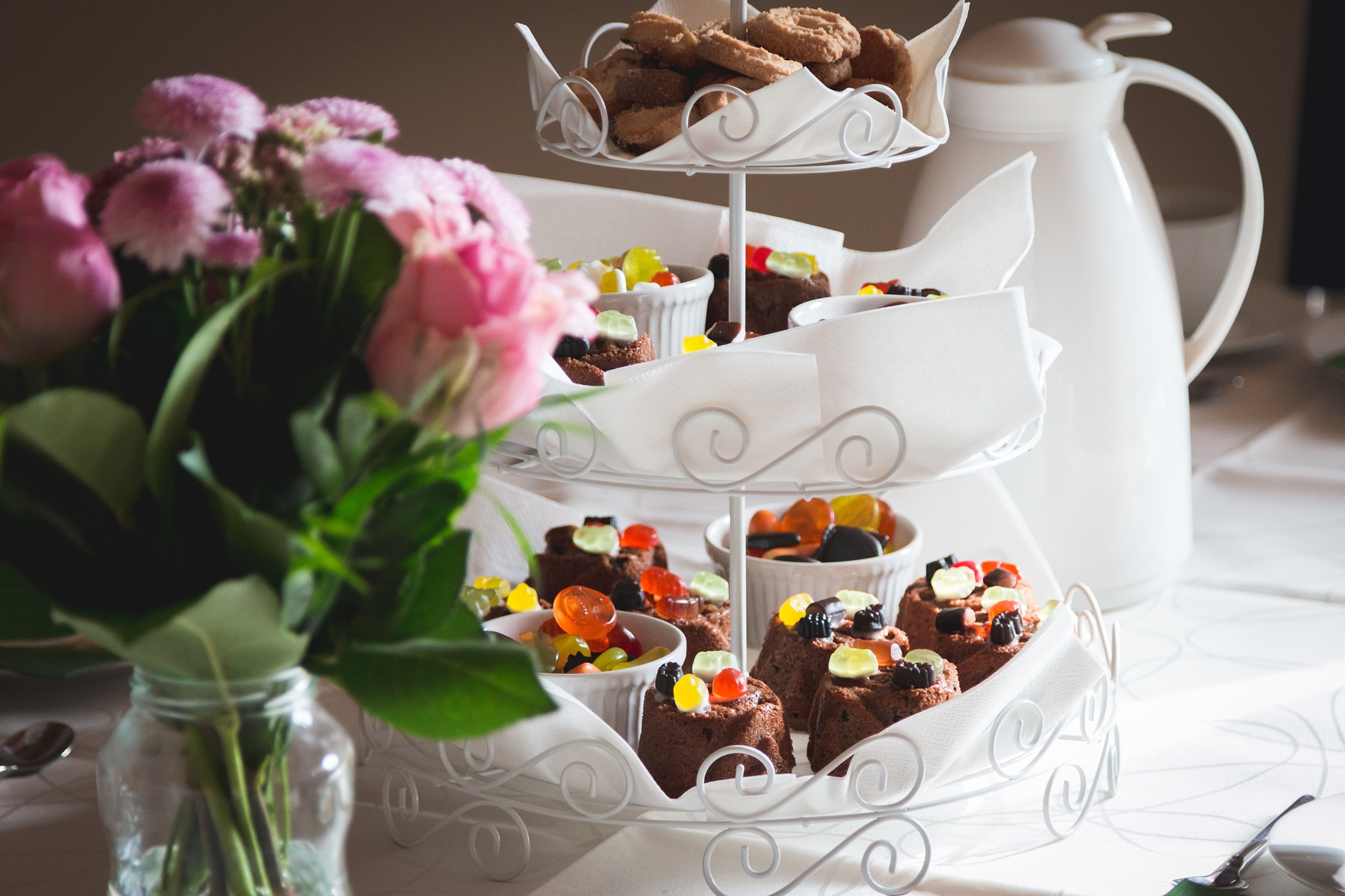 Member Breaks & Desserts